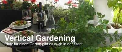 Hydroponik Vertikaler Garten Vertikaler Gemüseanbau Auf Dem Balkon